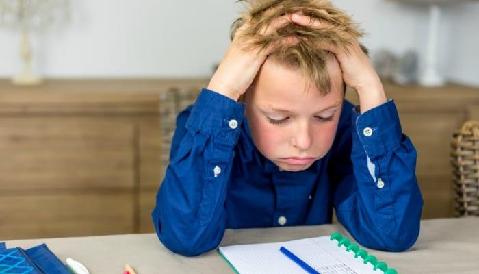 10 Dinge, die mein Kind lieber als Hausaufgaben machen würde