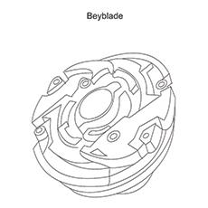 Beyblade Färbung