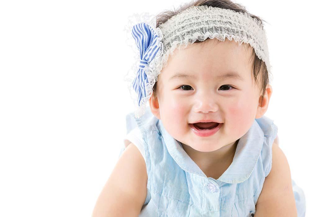 100 TOP JAPANISCHE NAMEN FÜR BABY MÄDCHEN