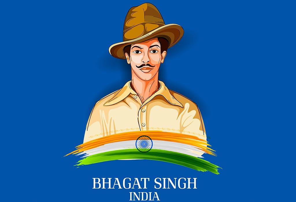 13 Fakten über Shaheed Bhagat Singh, die Ihr Kind wissen sollte