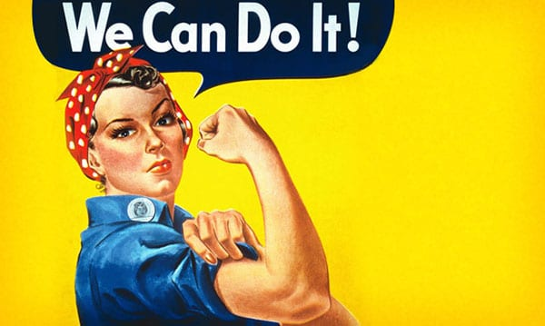 Mujeres que pueden hacer: modelos femeninos para niñas