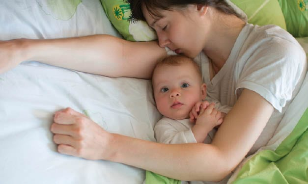 Parents Co-Sleeping with Kids: Weighing the Dangers