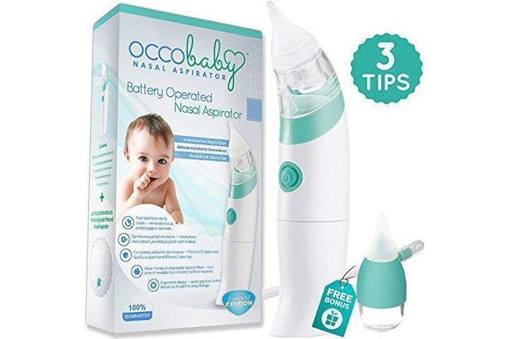 OCCObaby Baby Nasensauger