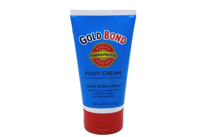 Gold Bond Fußcreme - Triple Action Relief