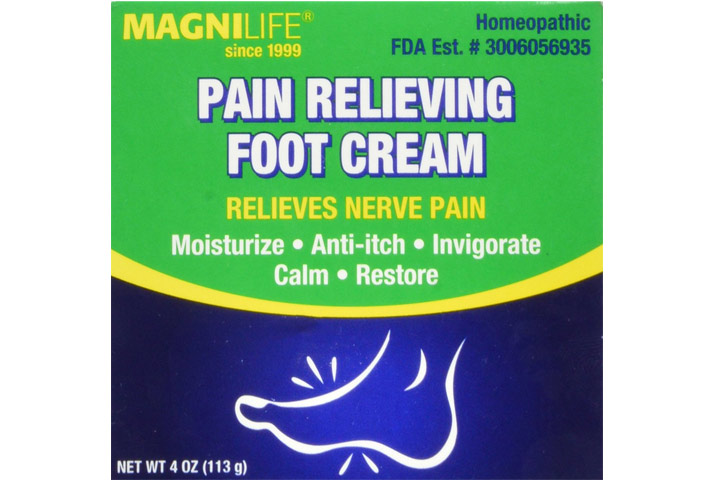 MagniLife Fußcreme zur Schmerzlinderung