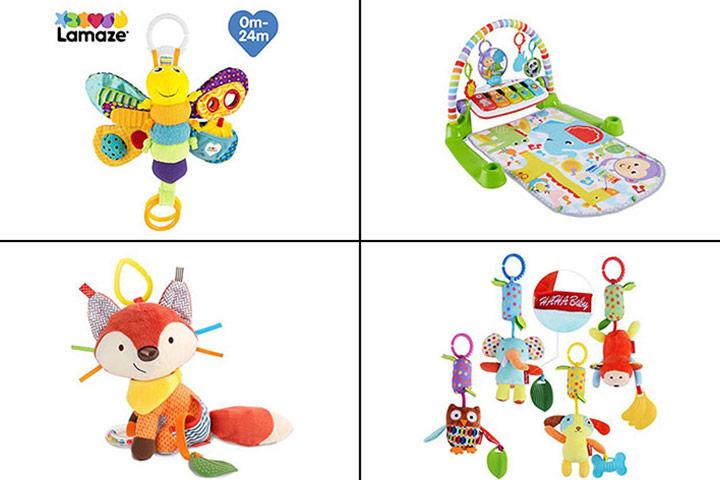 13 besten einmonatigen Babyspielzeuge im Jahr 2020