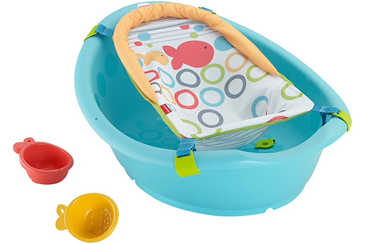 Fisher-Price Spülung und Grow Tub