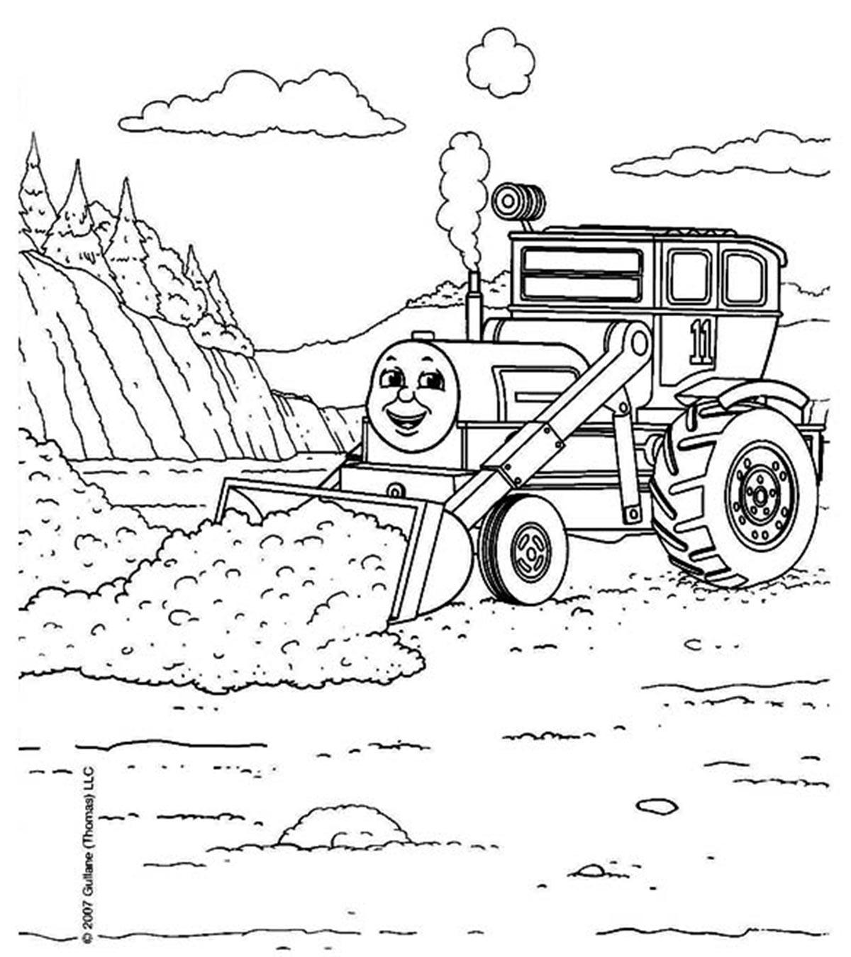 Thomas der Zug