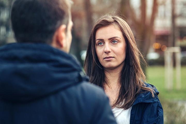 Wie Sie Ihrem Mann sagen können, dass Sie sich scheiden lassen möchten