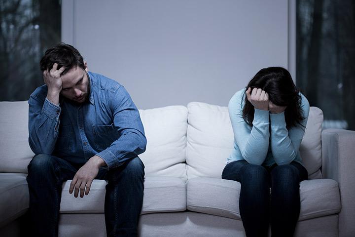 ᐅ 7 schreckliche Wege, wie Depressionen in Ihre Ehe
