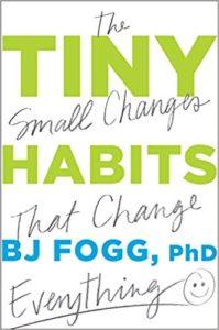 Kleine Gewohnheiten: die kleinen Veränderungen, die alles verändern