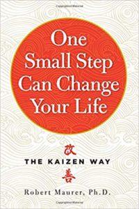 Ein kleiner Schritt kann Ihr Leben verändern
