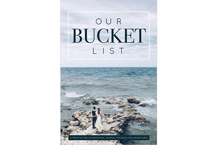 Unsere Wunschliste Ein kreatives und inspirierendes Tagebuch für Ideen und Abenteuer für Paare