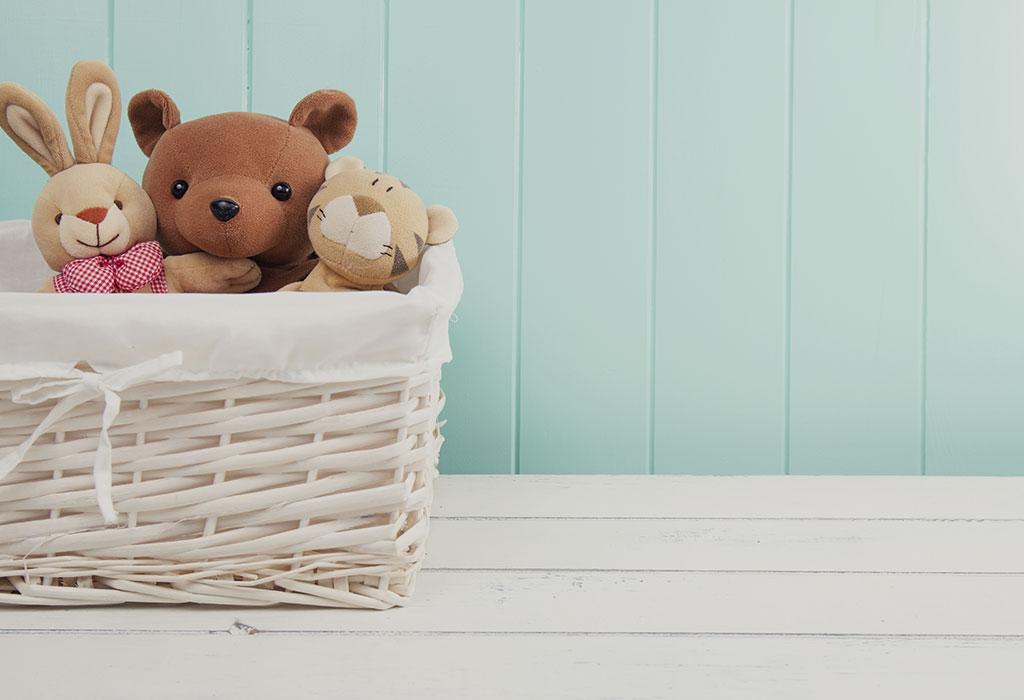 Spielzeug für 1 Monat alt