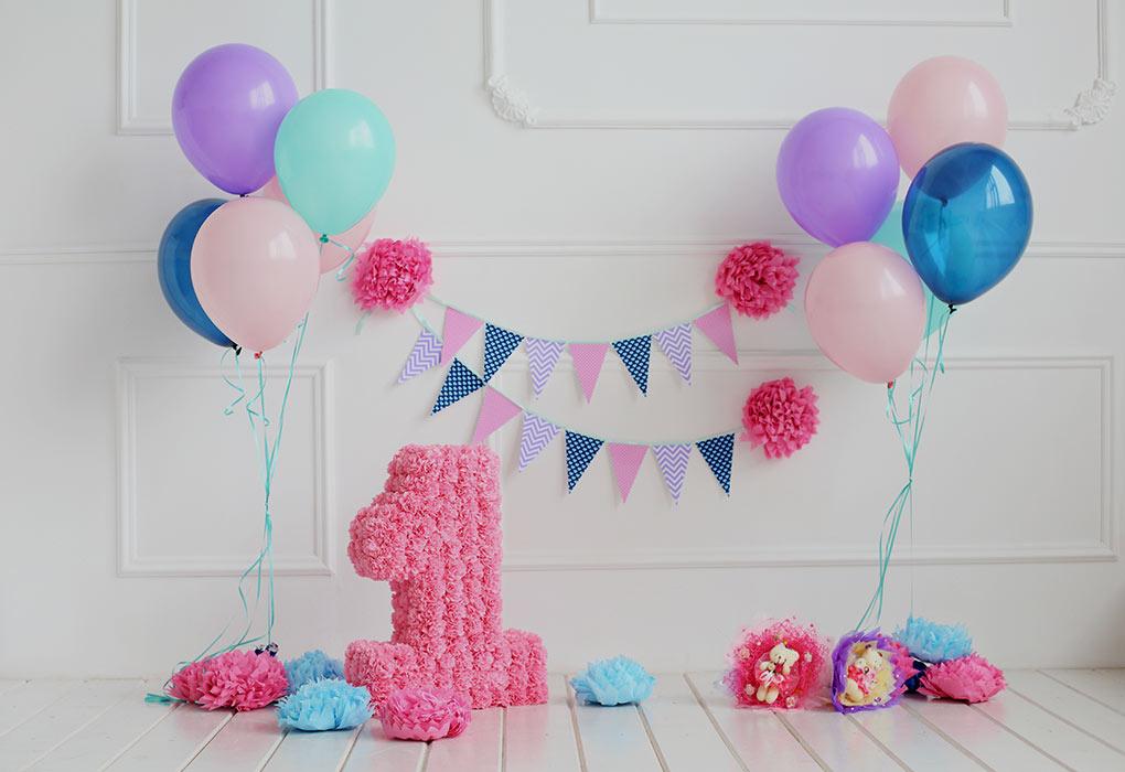 20 einzigartige und kreative Ideen für die erste Geburtstagsfeier