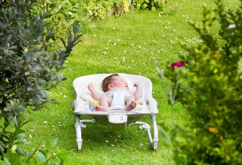 Vorteile des Sonnenlichts für Neugeborene