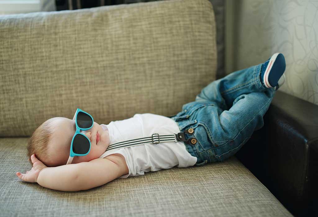Hipster Baby Boy Namen mit Bedeutungen