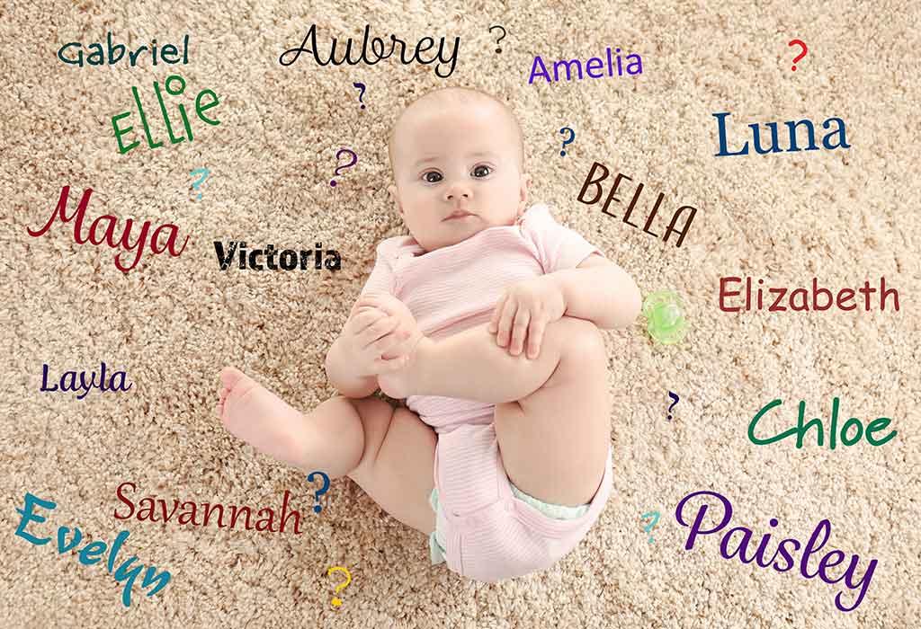 Südliche Babynamen mit Bedeutungen
