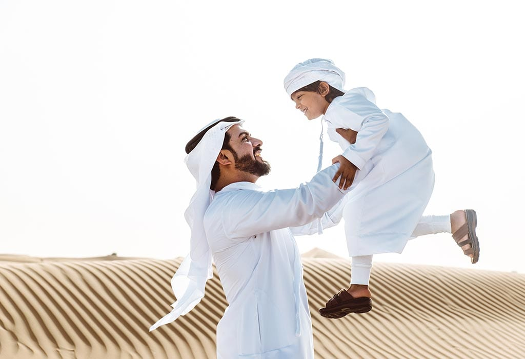 Persische Babynamen für Jungen