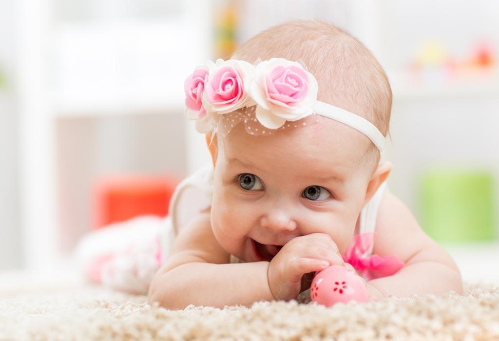 Eine Silbe Baby Namen mit Bedeutungen