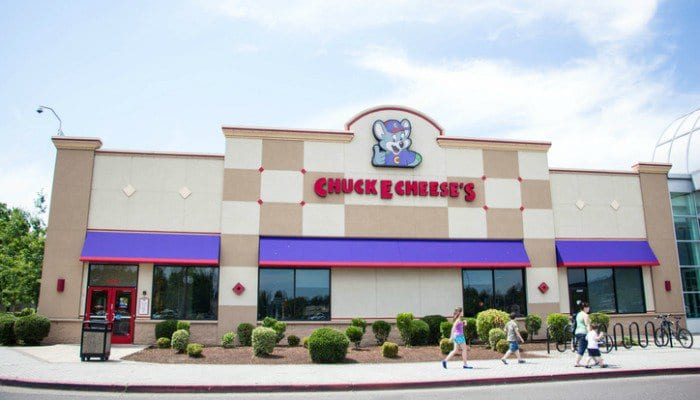 Chuck E. Cheese's Offers Sensory-Sensitive Sundays For Children With ASD