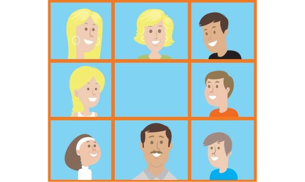 Erstellen einer gemischten Familie in Wiederverheiratung
