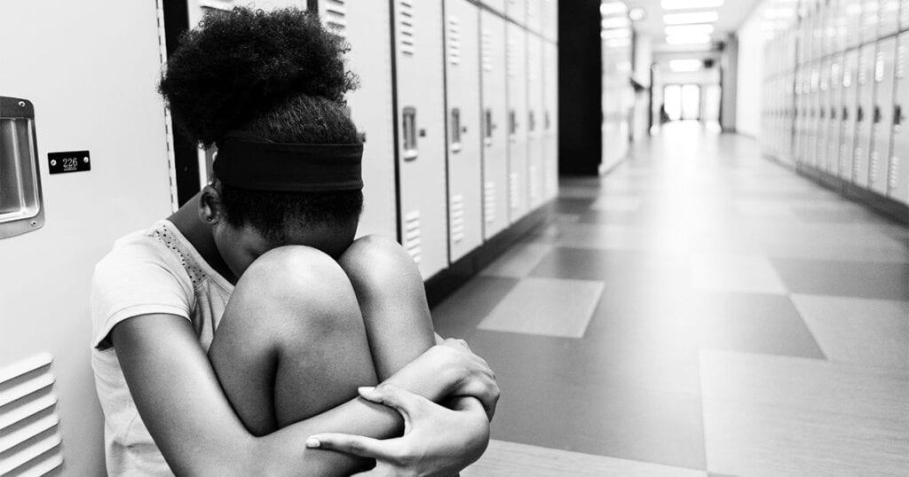 Die Jungen der Mittelschule beschämten mich mehr als die Mädchen jemals