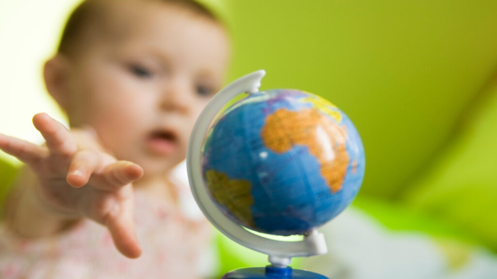 Dies sind die beliebtesten Babynamen aus der ganzen Welt