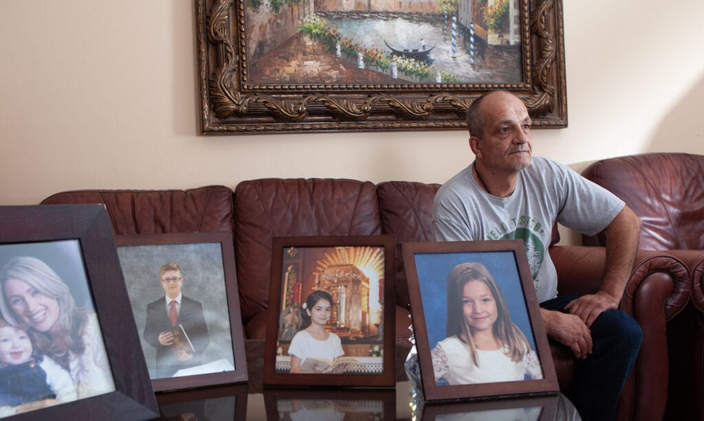 Familias Separadas por Deportación en Metro Detroit