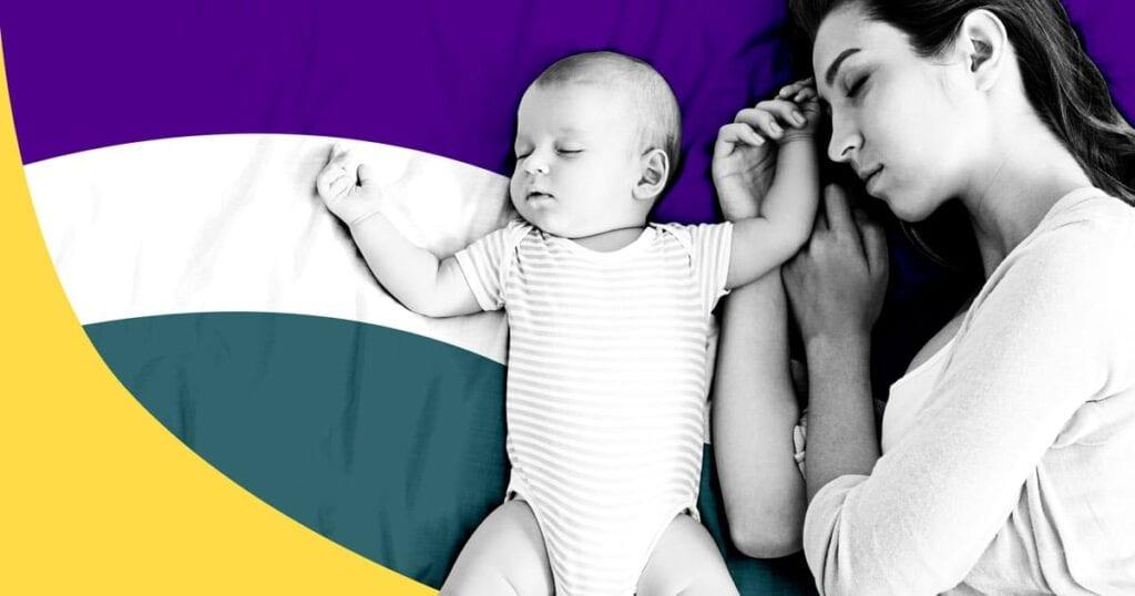 Geständnisse eines Kinderarztes: Ich habe mit meinem Neugeborenen im Bett geteilt