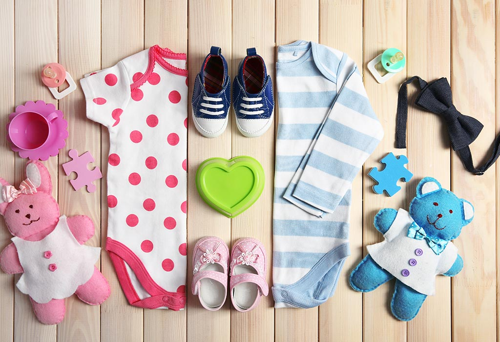 Halten Sie diese 56 Dinge griffbereit, wenn Ihr Neugeborenes ankommt