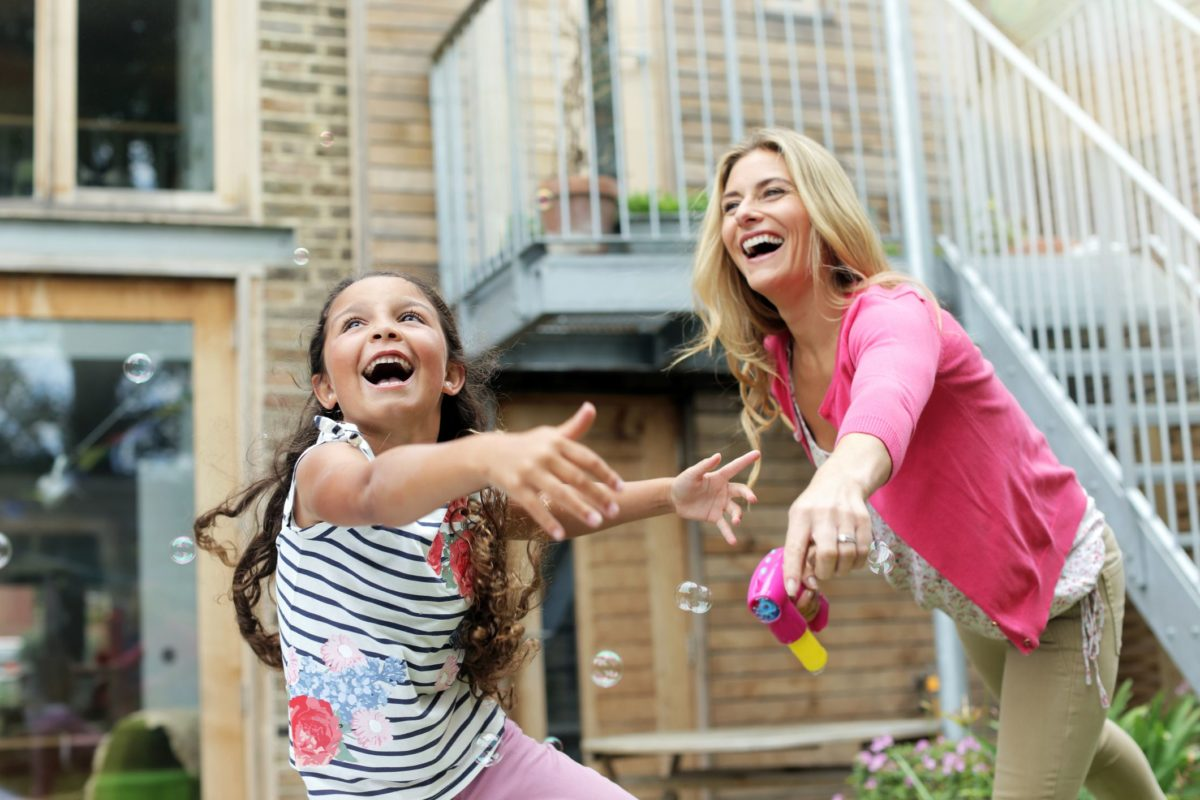 Hier zeigen wir Ihnen, wie Sie die Möglichkeiten nutzen können, Ihren Kindern individuelle Aufmerksamkeit zu schenken