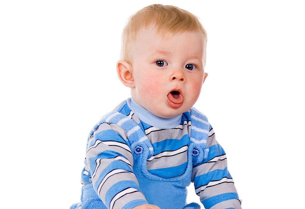 Husten bei Babys - Ursachen, Symptome und Behandlung