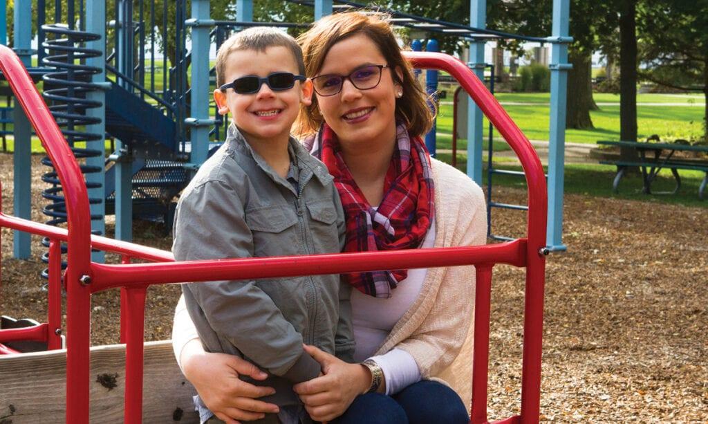 Mamá lucha por un futuro más seguro para los niños con la ley de Wyatt