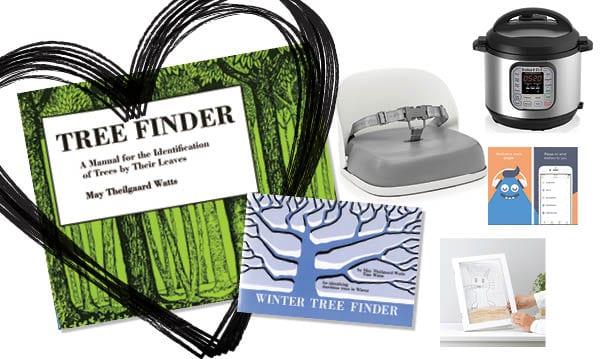 Meine Besessenheit: Tree Finder Bücher, Headspace Meditation App und mehr