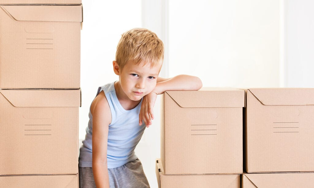 Moving with Children: Tips for Transitioning to a New Home