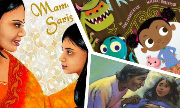Multikulturelle Kinderbücher, die Vielfalt zeigen