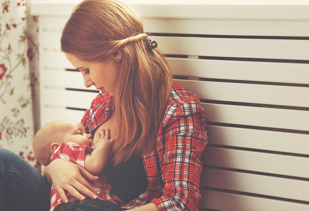 Baby saugen