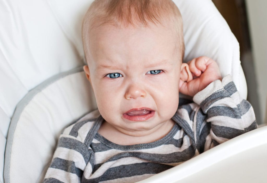 Schallempfindlichkeit in einem Alter von 12 Monaten