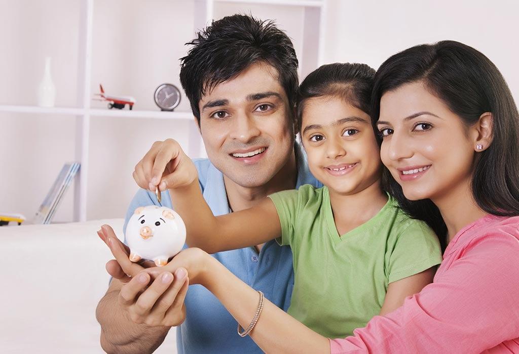 Sukanya Samriddhi Yojana - Ein Konto für Ihr Mädchen