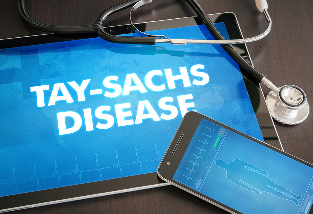 Tay-Sachs-Krankheit bei Babys