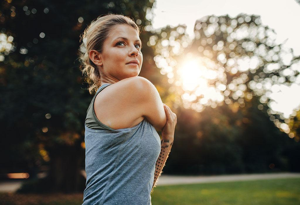 Übungen, um schwanger zu werden