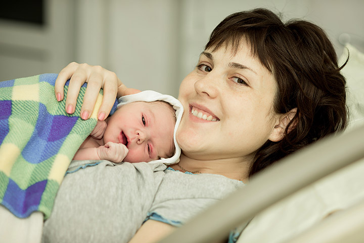 ᐅ Veränderungen im Körper nach der Geburt