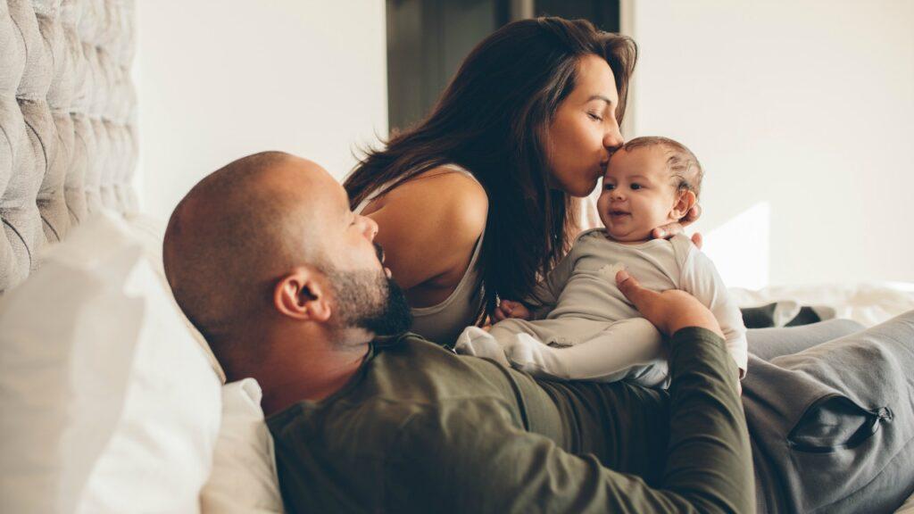 Warum wir Besucher nach der Geburt unseres Babys nicht zulassen