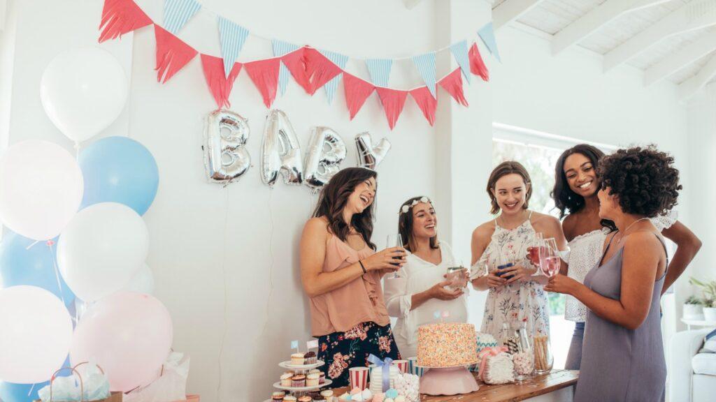 Wenn eine Babyparty mehr als eine Party ist