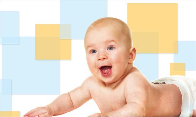 Was bedeuten die Ausdrücke Ihres Babys?