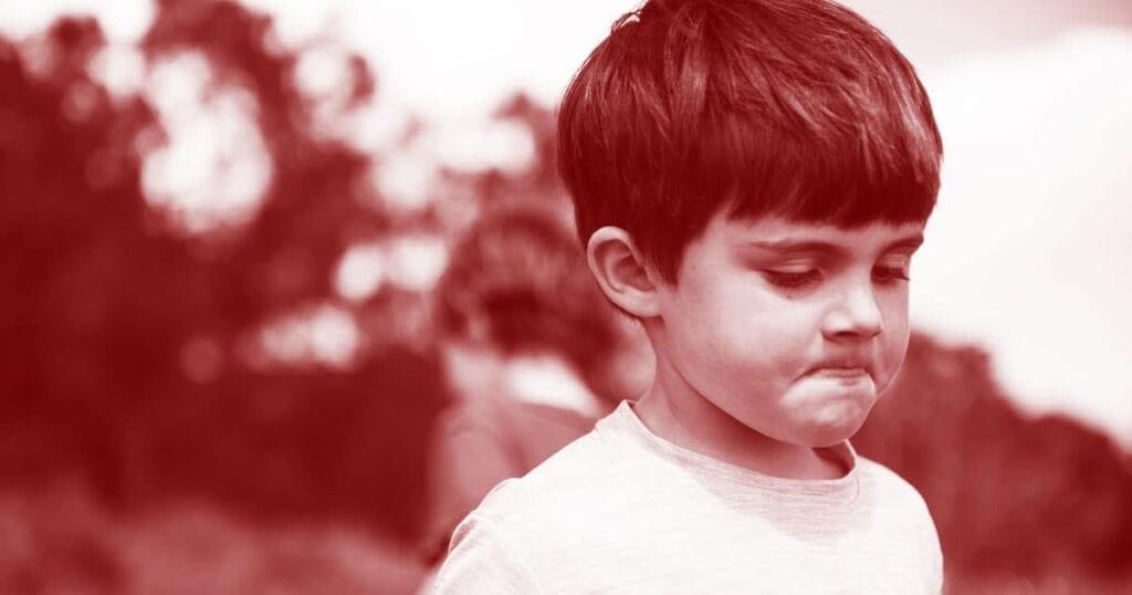 Wie es sich anfühlt, wenn Sie ein Kind haben, das sich ständig schlecht benimmt