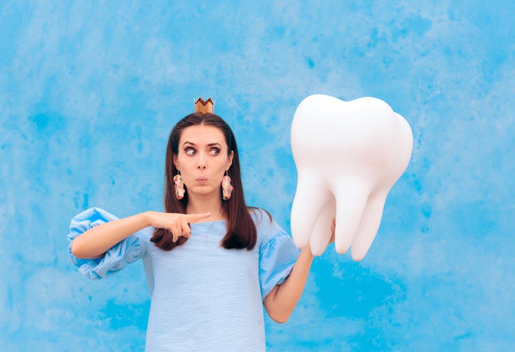 Zahnfee Briefe, die Ihr Kind begeistern können